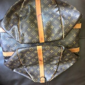 Louis Vuitton Bags - Authentic Louis Vuitton Keepall 50 Bandouliere
